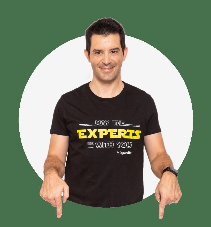 Crescimento profissional e pessoal na Xpand IT