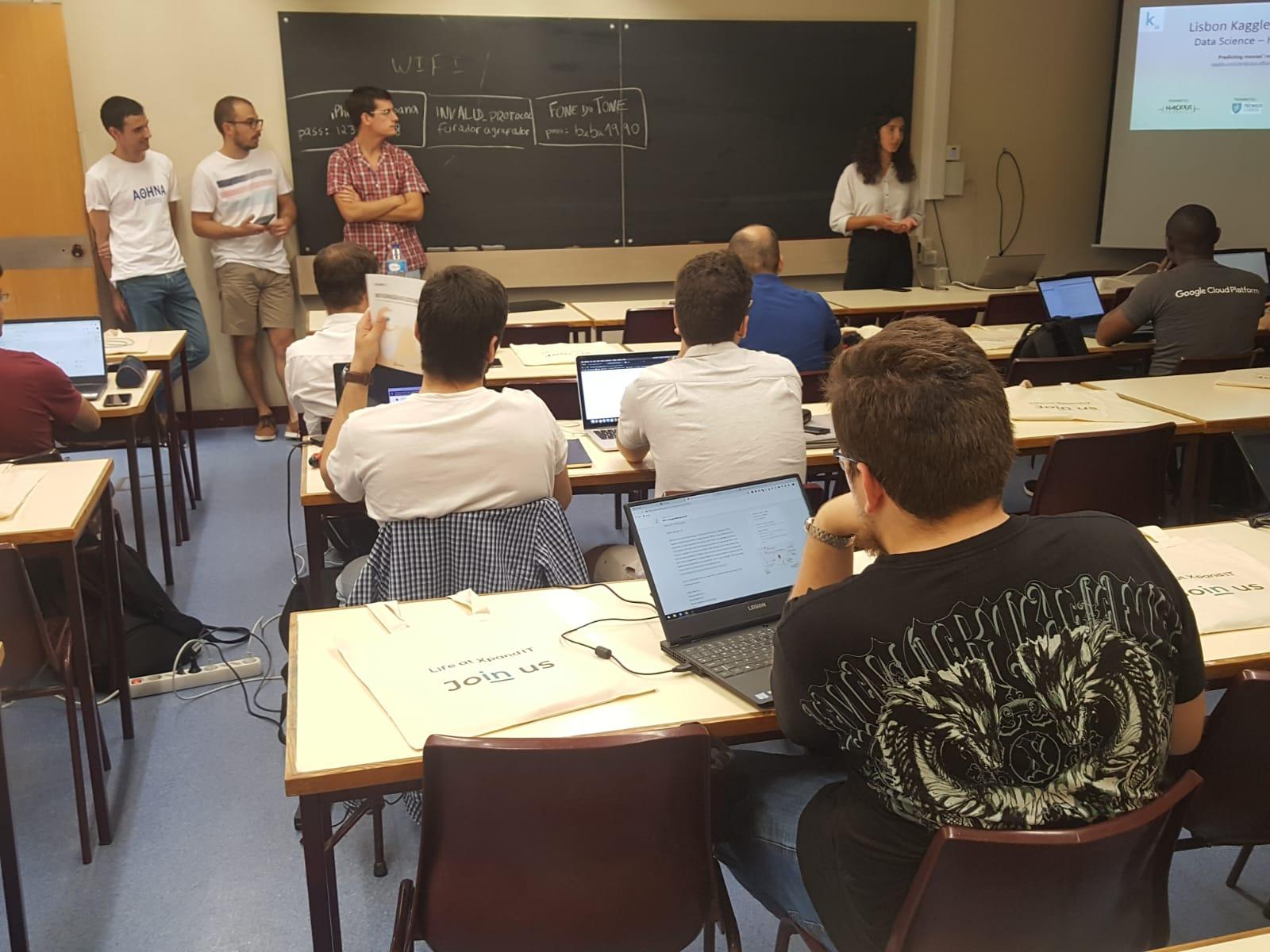 Data Science meetup