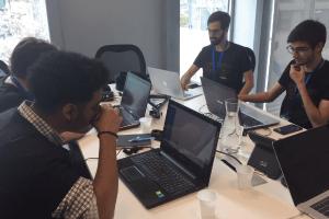 Tech Summer Internships open day